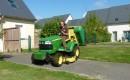 Tracteur tonteuse