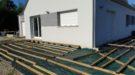 installation terrasse en bois